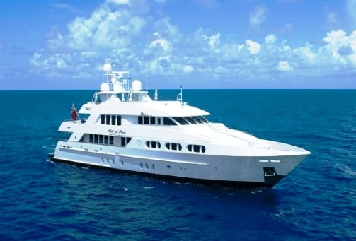 Milk & Honey charter yacht