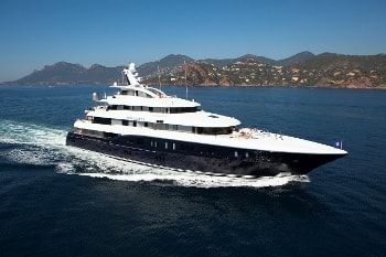 196' Excellence luxury yacht