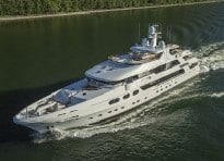 164' Silver Lining superyacht